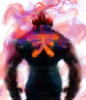 Gouki - Street Fighter by 878952