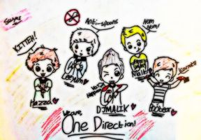 One Direction! by Baioki