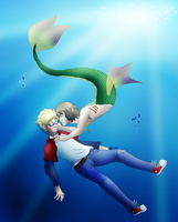 APH: Sinking by Rose-McSugar