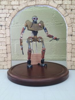 Diadosi (Stop Motion Puppet) by wptaimuty