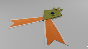 Blender Contest Ribbon by alewism