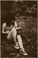 The Reader by GirlYouLost2Cocaine