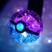 Ice Pokeball by Marzarret