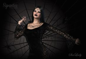 Queen of Spiders by SeaLady15