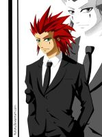 Axel by HUTATU