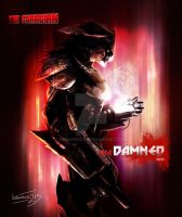 The Guardian The Damned Series by breaker213