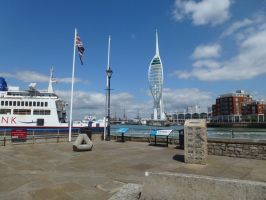 Spinacre Tower by photodash