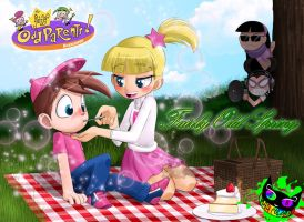 Fairly Odd Parents - Spring Picnic by Silent-Sid