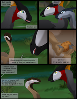 ReHistoric: Book 1: Page 10 by albinoraven666fanart