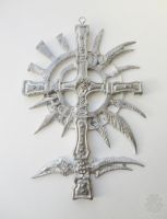 Trinity Blood - Abel's cross (final ver) by aragnael