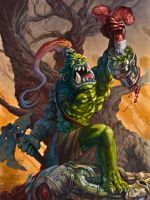 Savage Orc - Rip Der Heads Off by samflegal