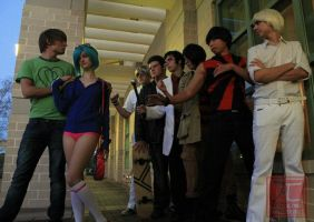 Scott Pilgrim Vs The World by Juju-gurl