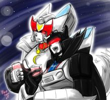 Prowl Jazz - plantexe by BloodyChaser