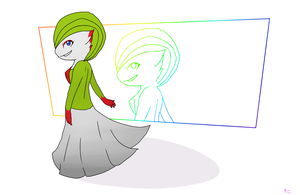 .:GA:. Apparently rainbows are the theme by Luna-Chii