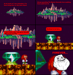 Sonic Misadventure: Forever by VGFanatic23