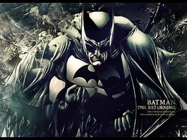 Batman - The Returning by Saint-Angerr