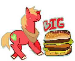 AT: Big Burger by seniorpony
