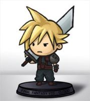 TradeFigure1 FF7 CLOUD by Dice9633