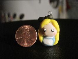polymer clay alice by TheQueenofSoap