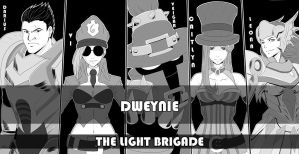 Light Brigade - [Commission] by Dweynie