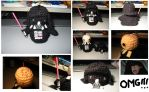 Cute Darth Vader amigurumi by selene713