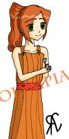 Request for Hillygon prt 1: Olympia by Rini2012