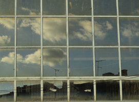 Squared Sky by FiLH