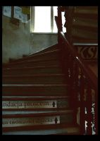 Stairs. by Justynka