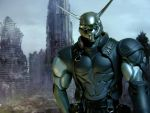 Appleseed Briareos - Dead City by Riebeck