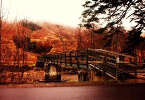 Scotland Bridge by maryann121