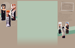 Bleach Love Studio: Youtube Background 2.0 c: by xThelittleRose