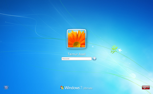 Windows 7 Perfect Logon for XP by MagicMaker10