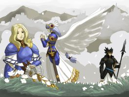 Valkyrie profile by drowtales
