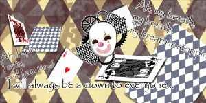 A Clockwork Clown by piechie