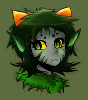Nepeta Feralstuck by nicky1311