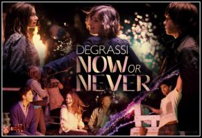 Degrassi: Now or Never by MartinaRR