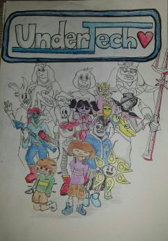 UnderTech Group WIP by RandyGamer35