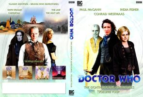 Big Finish Doctor Who EDA vol 4 by Hisi79