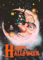 Happy halloween by TifaxLockhart