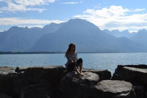 Me at Montreux by Keitrina