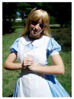 Alice in Wonderland Cosplay II by xMysticDreamer