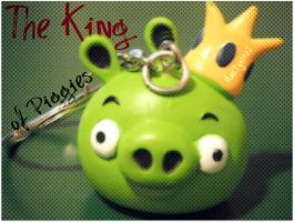 The King of Piggies by Martyelfo2