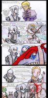 Skyrim Most Annoying Characters part 3 by Mailus