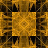 Gold Fractal by eon-krate32