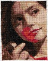 Clara Oswin Oswald  -  Cross Stitch by lailarshid