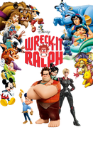 Wreck-It Ralph Poster by edogg8181804
