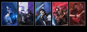 Andra and The Backbone by aushoot