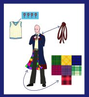 What I would wear if I was the Doctor - Doctor Who by werewolf-dragon
