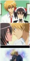 Maid sama love story by th3-art-lover