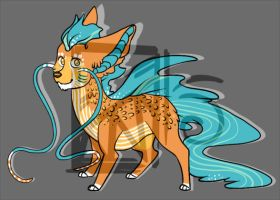 FoxFish Auction: OVER by Kinla